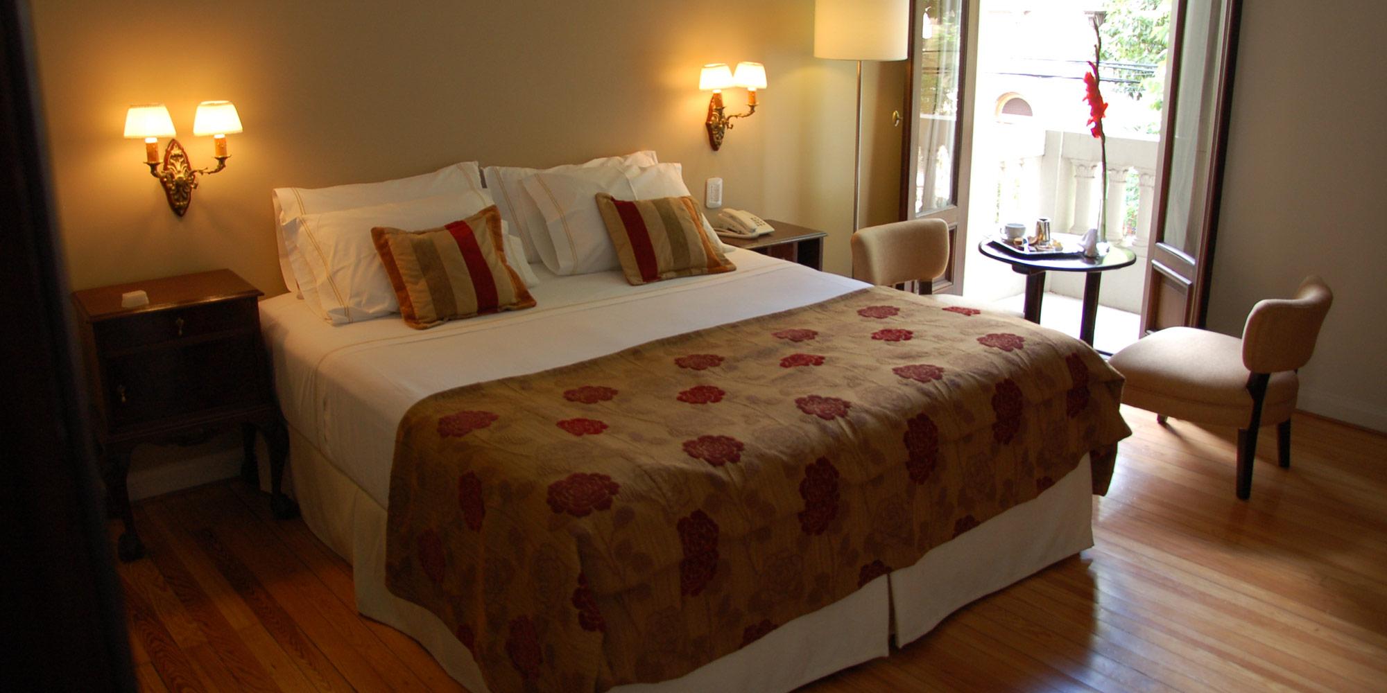 Patio magnolia hotel boutique buenos aires for Design hotel palermo